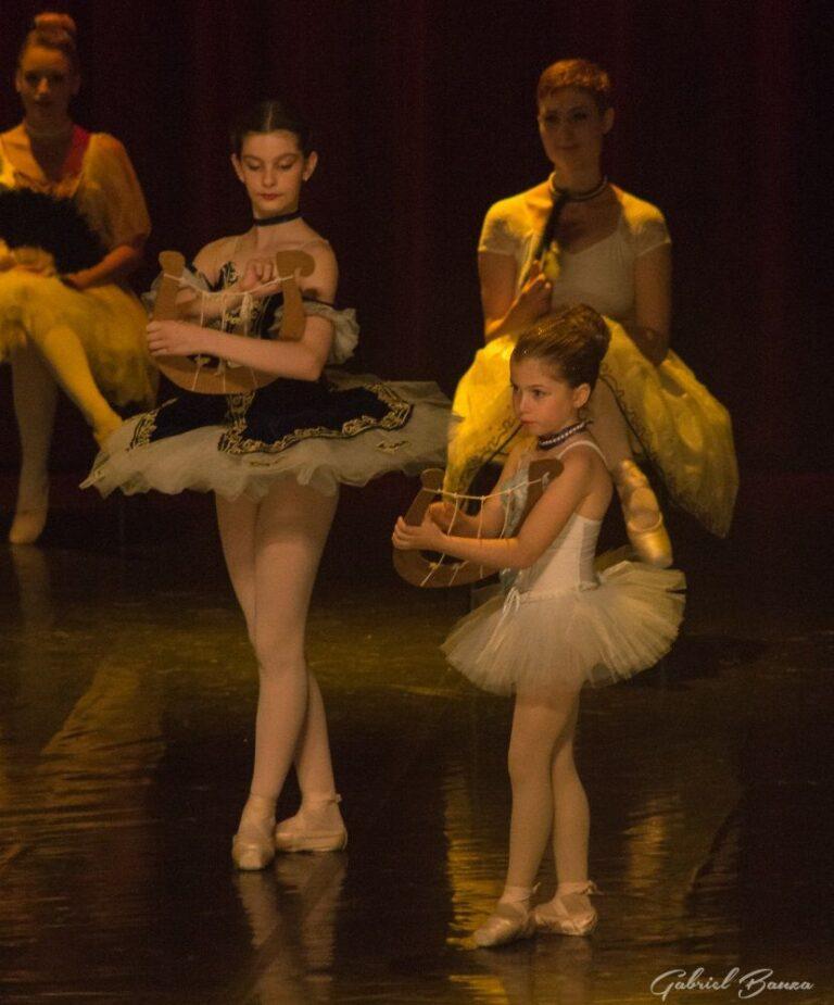 photo spectacle danseuses classiques